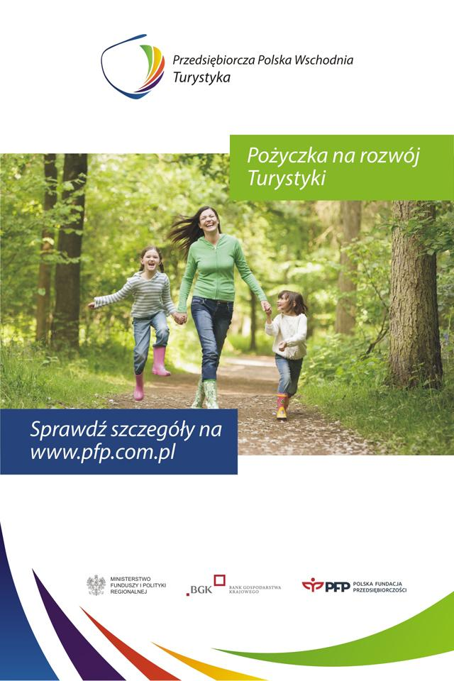 Przedsiębiorcza Polska Wschodnia - Turystyka. Nabór wniosków rozpoczęty!