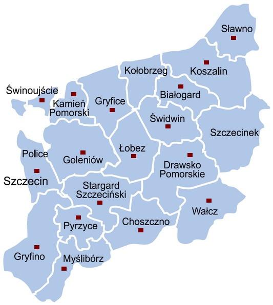 Lista Punktow Obslugi Regionalnego Funduszu Pozyczkowego Pomeranus